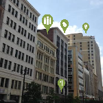 DETROIT | Green Building and Business Mapping