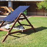SunSaluter: a low-cost, passive solar tracker that produces clean water